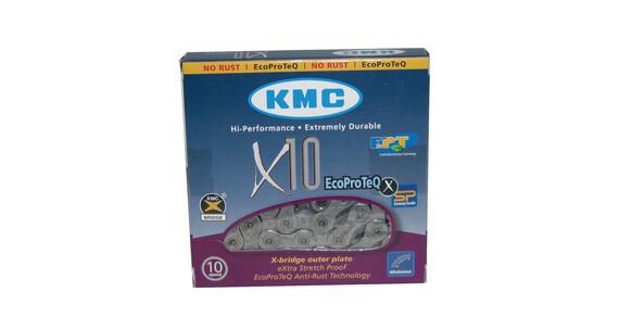 KMC X-10 EPT Anti Rost Schaltungskette 10-fach